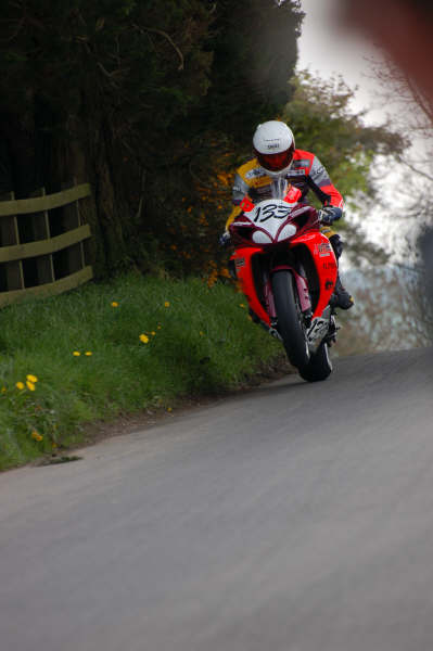 Olie Linsdell Superbike Yamaha R1 Cookstown 2009